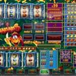 Met De Going Bananas gokkast is het de bedoeling om met de aapjes op zoek te gaan naar de Mystery prijzen. Deze online gokkast is inmiddels een klassieker geworden en één van de bekendste online gokkast spelen.